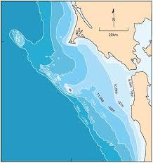 Sierra Nevada Mountains Map Gc3bkwc Golden Gate Strait U2013 A Drowned River Valley Earthcache