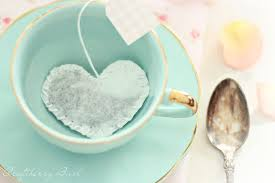 heart shaped tea bags heart shaped tea bag tutorial and free tea tag printables