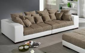 big sofa weiss sofa design ideal big sofa brown white simple square modern
