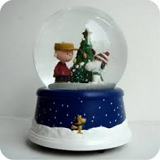 musical snow globe db