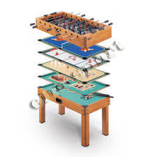 4 in one game table game tables multi room ornament