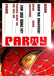 spiderman coloring free spiderman party invites party ideas max