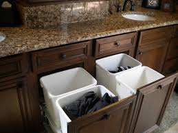 Kitchen Recycling Bins For Cabinets Best 25 Traditional Recycling Bins Ideas On Pinterest