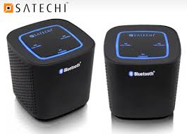 android bluetooth speaker satechi audio cube bluetooth speaker now available fanappic