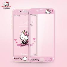 Kitty Glitter 9h Tempered Glass Screen Protector