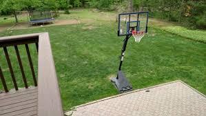 Backyard Pool And Basketball Court Pools Ponds Competition Watchung Us 800 Arcbazar