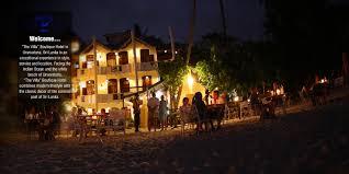 hotels in unawatuna sri lanka the villa boutique hotel