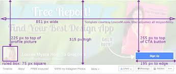 facebook cover photo 2015 template it changed again