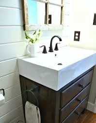 bathrooms design vintage farmhouse bathroom sink home