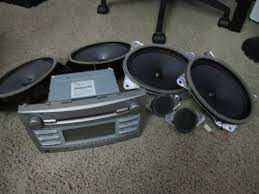 toyota camry 2007 audio system fs 07 camry se oem system jbl hu and speakers toyota nation
