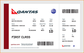 10 best images of american airline ticket template blank airline