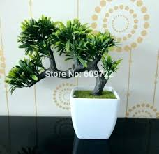 artificial tree for home decor s in decorative trees the