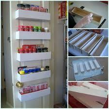 Spice Rack Pantry Door Door Diy U0026 On Diy Interior Sliding Barn Door 74 About Remodel Home