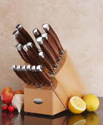 anolon kitchen knives anolon brunello cutlery 17 set free shipping today
