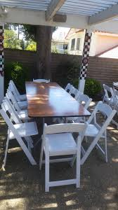 table and chair rentals los angeles white chair rentals white padded chair los angeles ca big