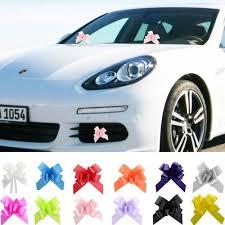 noeud de voiture mariage mini nœud décoration voiture mariage lot de 20