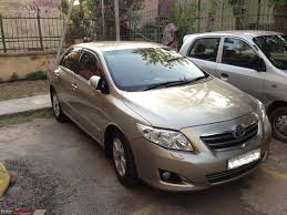 toyota corolla altis 1 8 at 4 5 years 51000 kms running well