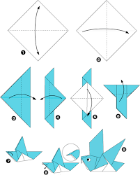 origami origami mustache by cahoonas