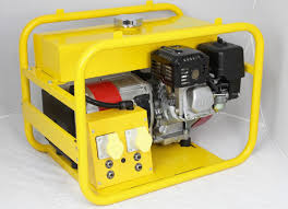 3kva rail spec generator with honda gx200 engine 110v only hgi