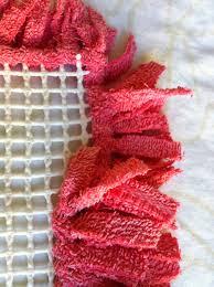 tappeti fai da te riciclo creativo riutile riciclare vecchi asciugamani un