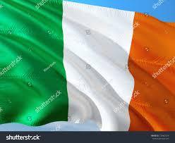 ireland irish flag ireland flag irish stock illustration 725402524