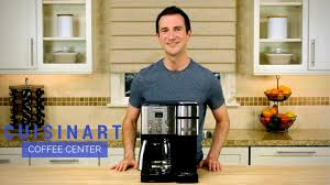 Bed Bath And Beyond Cuisinart Coffee Maker Cuisinart Coffee Center Ss 15 12 Cup Coffee Maker And Single