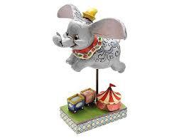 jim shore disney traditions dumbo faith in flight figurine ebay