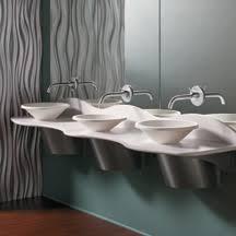 troff sinks bathroom commercial lavatories trough sinks bathroom sinks vessel sinks