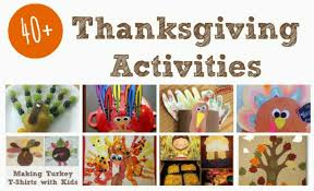 thanksgiving activities for school aged the educators spin