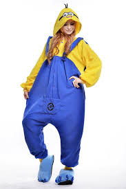 Plus Size Halloween Costumes For Women Halloween Pajamas Adults U2013 Minion Costume Plus Size Halloween