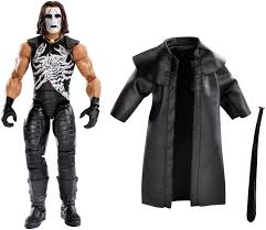 Wwe Halloween Costumes Adults Wwe Elite Collector Defining Moments Sting Action Figure