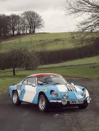 renault alpine a110 rally alpine a110