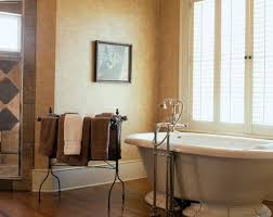 bathroom towel display ideas bathrooms attic bathroom with white bathtub near woode side