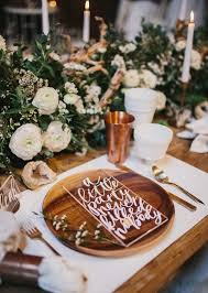Wedding Table Set Up 31 Romantic Wedding Table Setting Ideas For Couples