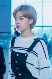 29 best hair images on pinterest shorter hair twice jungyeon
