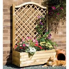 grange rosa planter trellis 15 yr manufacturers guarentee against rot