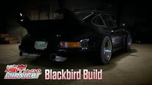 devil z vs blackbird forza horizon 3 wangan midnight blackbird porsche 911 turbo music