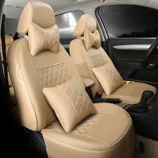 siege citroen c2 customize leather set car seat cover for citroen quatre triomphe