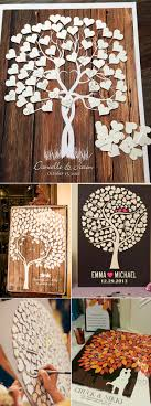 guest book alternatives 20 must see non traditional wedding guest book alternatives