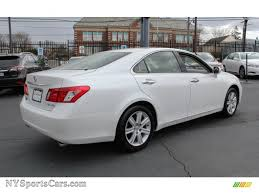 lexus es 350 for sale 2009 2009 lexus es 350 in starfire pearl white photo 7 306361