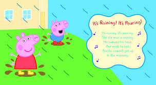 peppa pig nursery rhymes songs picture book cd amazon
