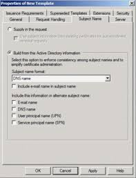 designing and implementing a pki part iii certificate templates