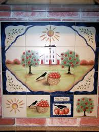 american folk art americana style
