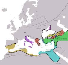 Europes Map by Atlas Of European History Wikimedia Commons