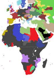 Alternate History Maps Alternate History Map 2 Central Powers Victory 2 By Drawnzilla