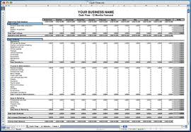 Daily Flow Template Excel Do You A Business Plan For Voice Acting