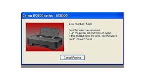 reset canon ip2770 blinking cara mengatasi error number 5200 printer canon pixma ip2770 info