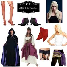 Witch Halloween Costumes Kids Diy Hocus Pocus Costumes Halloween Costumes Blog