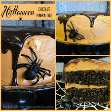 Halloween Chocolate Cake Recipe Halloween Chocolate Pumpkin Cake Recipe Cream Cheeses