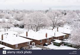 winter scenes typical of a white christmas in canada beautiful